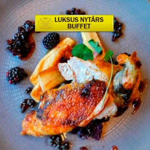 Luxus New Year´s Buffet