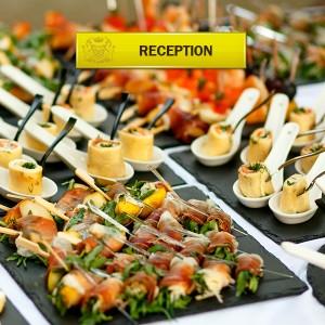 Four Seasons Receptions Buffet