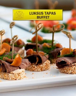 Luxus Tapas Buffet